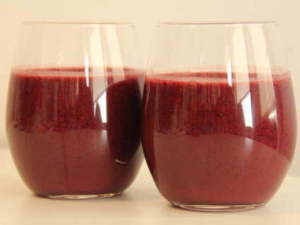 Blueberry smoothie_IMG_3864
