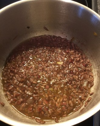 Red wine risotto_IMG_0040