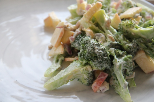 Broccoli salad_IMG_6520