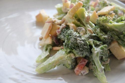Broccoli salad_IMG_6520