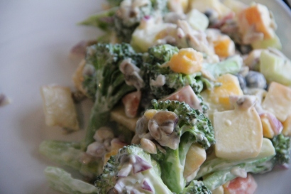 Broccoli salad_IMG_6526
